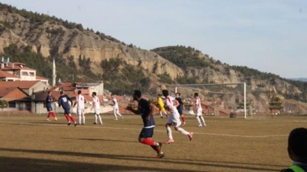 Tosya Belediyespor 0-Zonguldak Kömürspor 0