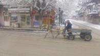Kar engeline takılmayan arac: Atarabaları