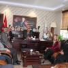 CHP Milletvekilinden Başkan Şahin'e Ziyaret