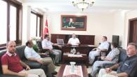 Tosya Sanayi ve Ticaret Odası'ndan Türköz'e ziyaret