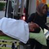 Çankırı Kavşağı'nda Kaza; 1 Yaralı