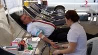 Kan Bağışı Kampanyasına Yoğun İlgi
