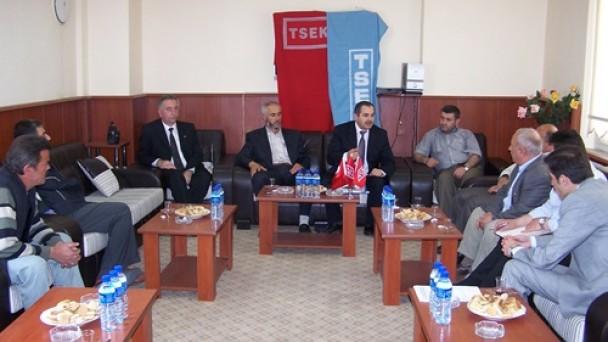 TSE Genel Bilgilendirme Toplantısı Yapıldı