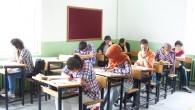 Tosya'da Çifte  Sınav Heyecanı