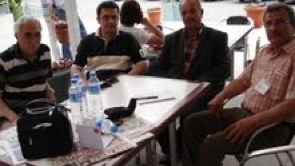 Gata daki Gazimizi Ziyaret Ettiler