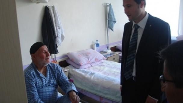 Nalbantoğlu; AK Parti Kastamonu'ya 83 trilyonluk sağlık yatırımı yaptı