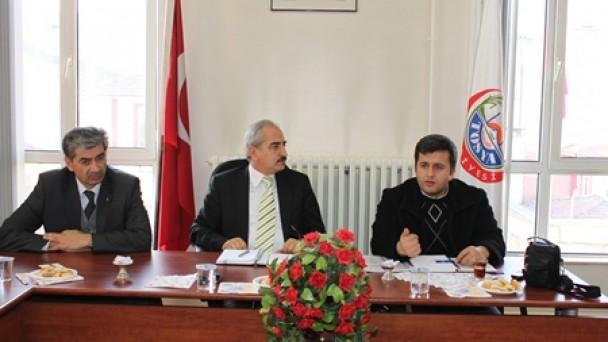 Kar-Gaz, Tosya'da Tesisatçıları Bilgilendirdi