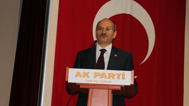 Ak Parti Milletvekili Sıvacıoğlu Sekiz Yılın Hesabını Verdi