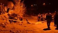 Çepni Köyü'nde Kaza; 1 Ölü
