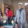 Kütüphaneden Faydalanma Semineri Verildi