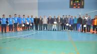 Amatör Spor Haftası Turnuvaları Ödül Töreni