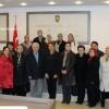 Ak Parti Kadın Kolları'ndan Koçoğlu'na ziyaret..