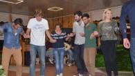 Yabancı Misafirler, Derya Cafe'yi Mesken Tuttu