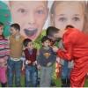 Laz Cemal'dan Miniklere Tiyatro Gösterisi