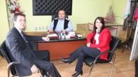 Gazetemizi Ziyaret eden Genç Yaşamın Tosya'daki Sesleri Portekiz Yolcusu