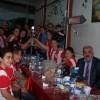 Namık Kemal Ortaokulu Şampiyonluğu Kutladı