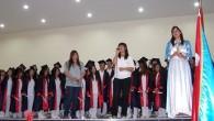 Anadolu Sağlık Meslek Lisesi'nde Mezuniyet Heyecanı