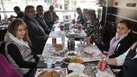 Başkan Şahin,Halk Oyunları Ekibine Teşekkür Etti