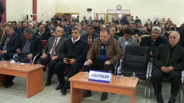 Şoförler Odası Ahmet Baş'la Devam Dedi