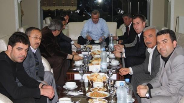 Hasan Altan Nalbantoğlu İçin Destek Turunda
