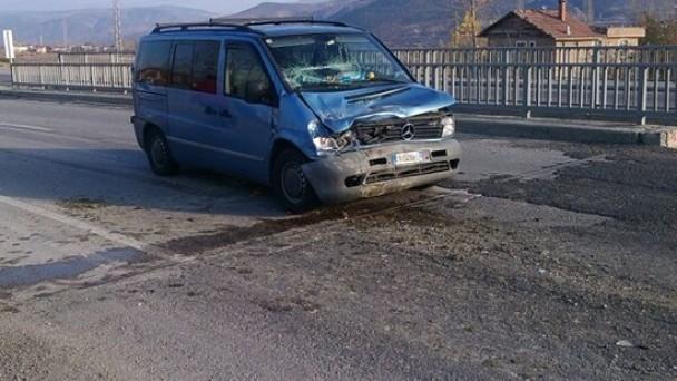 D-100 Karayolu'nda Kaza, 1 Yaralı