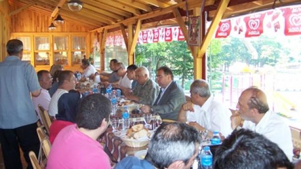 Bursalı Gazetecilerden Tosya'ya Gezi