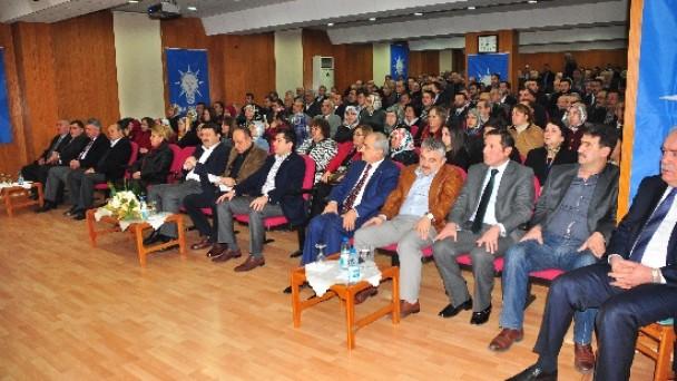 AK Parti Kastamonu İl, Danışma Meclisi Toplantısı