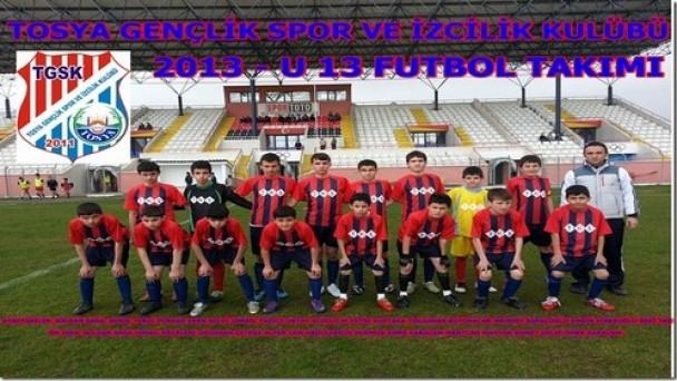 Tosya Gençlik Spor'dan Farklı Tarife 4-1