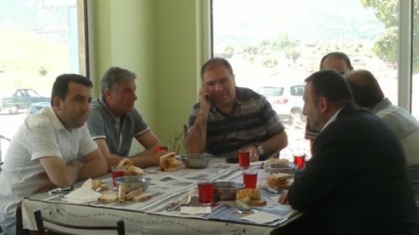 Mustafa Nalbantoğlu  Hayrına  Mevlid Yemeği Verildi!