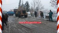 Köy ve Şehir Merkezine ulaşımda kar engeli kalmadı