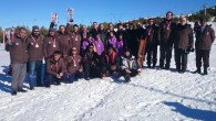 Ahmet Karakaş Atlı Kızak Yarışlarına Katıldı