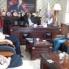İsrafil Köseden Başkan Şahin'e  ziyaret