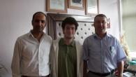 Tosya'nın Gururu Ali Can Gül Avrupa Yolcusu