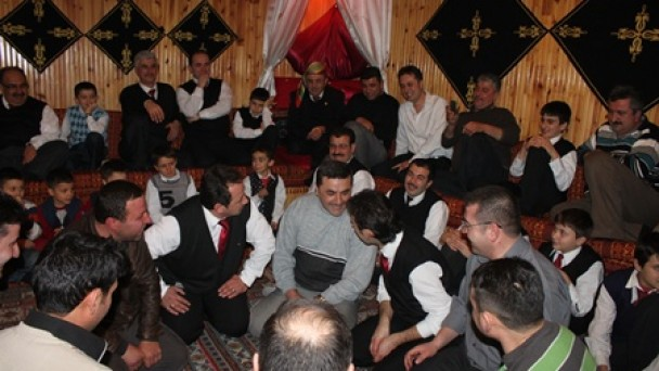Ocak Mustafa CORCOR İçin Yandı