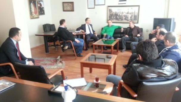Tosyalı Genç Girişimciler Kastamonudaydı
