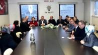 AK Parti Kastamonu Teşkilatında Hareketli Saatler..