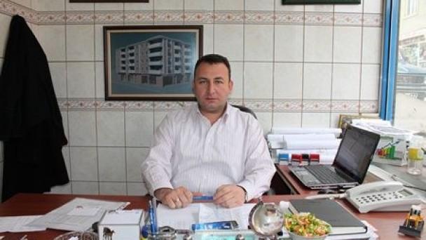 GAZİ FIRAT'IN EVİNİN TUĞLASI NALBANTOĞLU' NDAN !