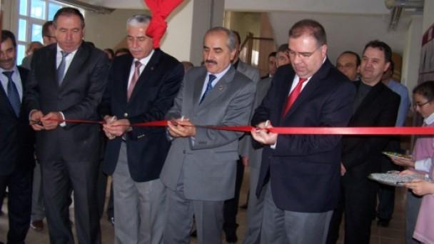 Mehmet Akif Ersoy Okulu Kermesi Açıldı