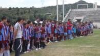 Tosya 1. Trabzonspor Futbol Okulları turnuvası başladı