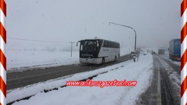 Çerkeş'teki Otobüs Kazasına Tosya'dan İlk Yardım