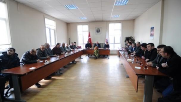 Tosya Belediyespor genel kurul toplantısını yaptı