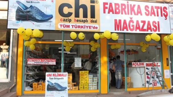 chi Satış Mağazalarından Tosya'da Nasibini Aldı
