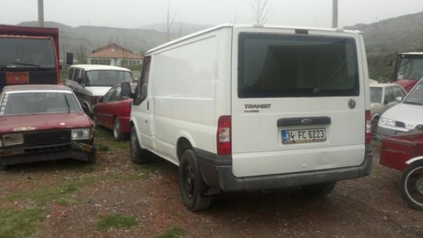 Çalıntı Araçla Tosya'da Radara Yakalandı