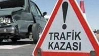 Ermelik Yolu'nda Kaza;2 Yaralı