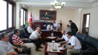 Vali Bektaş; OSB Alt Yapı İhalesi İçin Tosya'da