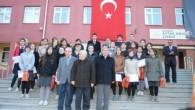 Tosya'lı hemşehrimiz Hasan ATAKAN Aytaç Eruz Lisesindede başarılarını devam ettiriyor