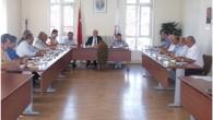 Tosya Belediye Meclisi olağan toplantısını yaptı