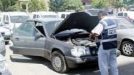 Tosya'da Otomobil Hırsızlığı