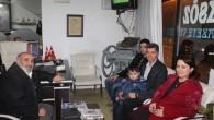 Kaymakam Arslan Yurt'tan Gazetemize Ziyaret