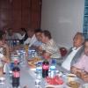 TKS Üçoluklar Sosyal Tesislerinde iftar yemeği verdi.